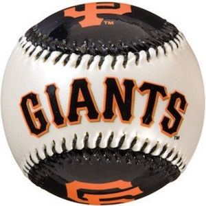 San Francisco Giants Team Baseball