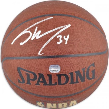 Shaquille O'Neal Los Angeles Lakers Signed Basketball