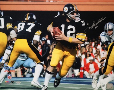 Terry Bradshaw Pittsburgh Steelers Signed Photo