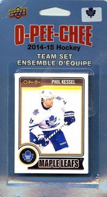 Toronto Maple Leafs Team Card Sets
