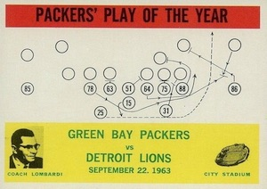 Top Green Bay Packers Rookie Cards of All-Time 9