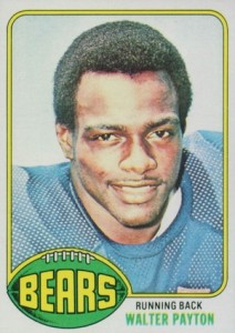 Sweetness! Top 10 Walter Payton Cards of All-Time 1