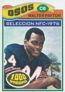 Sweetness! Top 10 Walter Payton Cards of All-Time 3