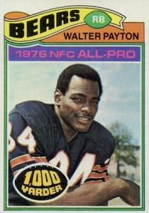 Sweetness! Top 10 Walter Payton Cards of All-Time 2