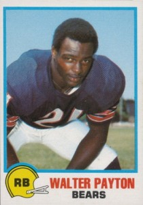 Sweetness! Top 10 Walter Payton Cards of All-Time 5