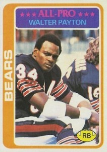 Sweetness! Top 10 Walter Payton Cards of All-Time 4