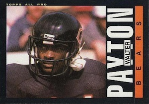 Sweetness! Top 10 Walter Payton Cards of All-Time 6