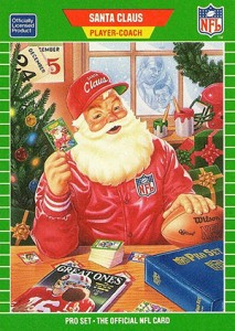 Pro Set Santa Claus Cards Continue to Bring Christmas Cheer 2
