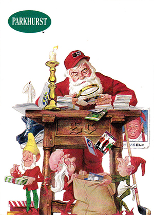 Pro Set Santa Claus Cards Continue to Bring Christmas Cheer 14