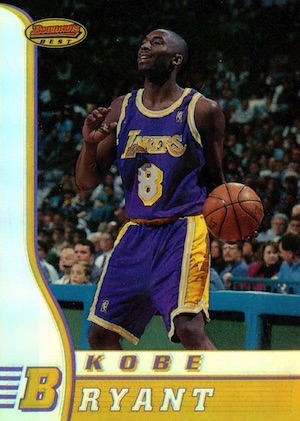 Ultimate Kobe Bryant Rookie Cards Checklist and Gallery 1