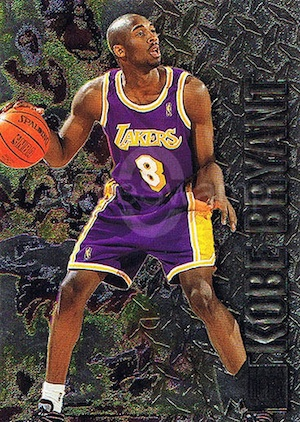 Ultimate Kobe Bryant Rookie Cards Checklist and Gallery 7