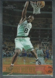 1996-97 Topps Chrome Antoine Walker RC #146