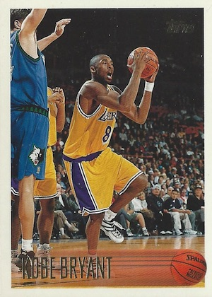 Ultimate Kobe Bryant Rookie Cards Checklist and Gallery 15