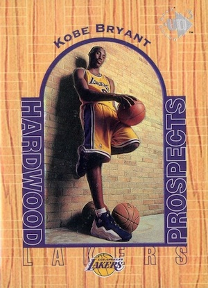 Ultimate Kobe Bryant Rookie Cards Checklist and Gallery 20