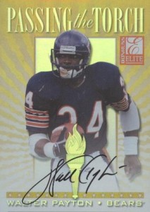 Sweetness! Top 10 Walter Payton Cards of All-Time 10