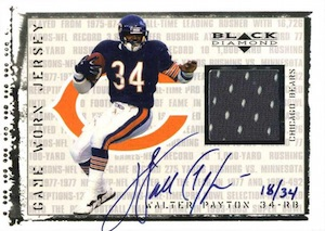 Sweetness! Top 10 Walter Payton Cards of All-Time 15