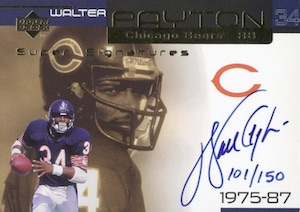 Sweetness! Top 10 Walter Payton Cards of All-Time 14