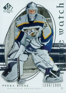 Pekka Rinne Rookie Cards Guide 6
