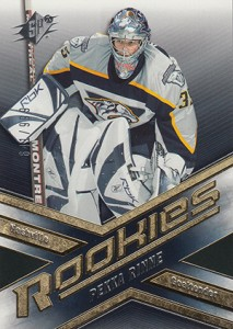 Pekka Rinne Rookie Cards Guide 7