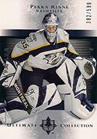 Pekka Rinne Rookie Cards Guide