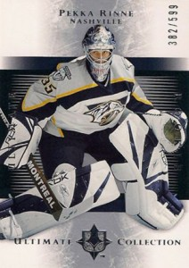 Pekka Rinne Rookie Cards Guide 10