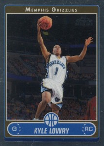 Kyle Lowry Rookie Cards Guide 2