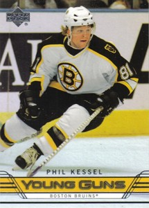 2006-07 Upper Deck Phil Kessel RC