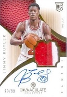 Jimmy Butler Rookie Card Guide and Checklist
