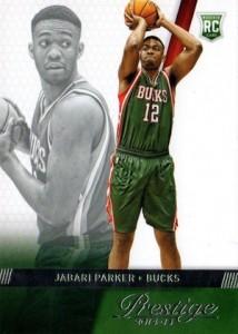 2014-15 Panini Prestige Jabari Parker RC #162 base