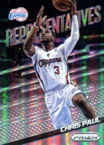 2014-15 Panini Prizm Basketball Representatives Chris Paul