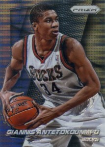 Andrew Wiggins Breaks Down the 2014-15 Panini Prizm Basketball Prizm Parallels 11
