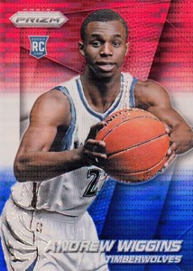 Andrew Wiggins Breaks Down the 2014-15 Panini Prizm Basketball Prizm Parallels 9
