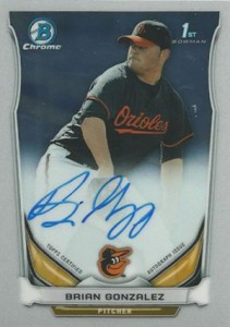Ultimate 2014 Bowman Chrome Draft Autographs Guide 6
