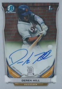 Ultimate 2014 Bowman Chrome Draft Autographs Guide 46