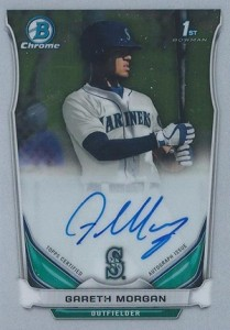 Ultimate 2014 Bowman Chrome Draft Autographs Guide 49