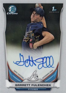 Ultimate 2014 Bowman Chrome Draft Autographs Guide 14