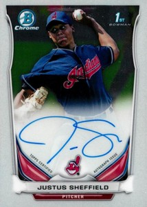 Ultimate 2014 Bowman Chrome Draft Autographs Guide 56