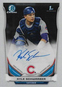 Ultimate 2014 Bowman Chrome Draft Autographs Guide 22