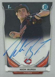 Ultimate 2014 Bowman Chrome Draft Autographs Guide 28
