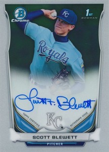 Ultimate 2014 Bowman Chrome Draft Autographs Guide 31