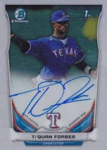 Ultimate 2014 Bowman Chrome Draft Autographs Guide 69