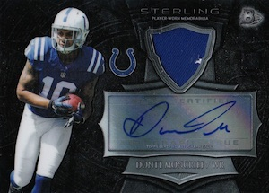 2014 Bowman Sterling Football Cards 27