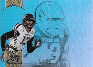 2014 Flair Showcase Row 0 Mike Evans #152