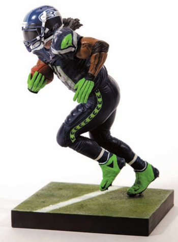 2014 McFarlane NFL 35 Marshawn Lynch