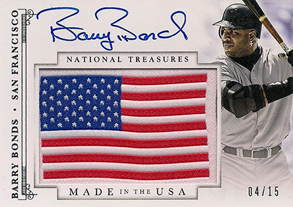 2014 Panini National Treasures Baseball Cards 27