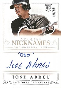 2014 Panini National Treasures Baseball Cards 28