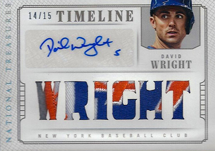 2014 Panini National Treasures Baseball Hits Gallery and Hot List 16