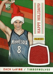 2014 Panini Boxing Day Trading Cards 21