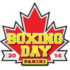 2014 Panini Boxing Day Trading Cards