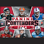 2014 Panini Contenders Football Cards